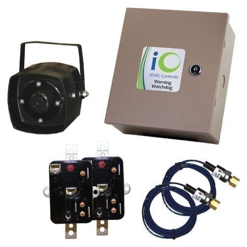 Air Conditioner Theft Alarms